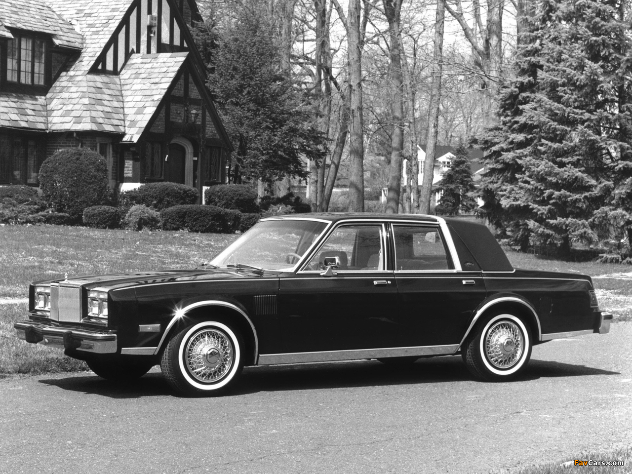 Chrysler New Yorker Fifth Avenue (FS41) 1983 photos (1280 x 960)