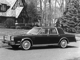 Chrysler New Yorker Fifth Avenue (FS41) 1983 photos
