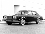 Chrysler New Yorker Fifth Avenue (FS41) 1983 wallpapers