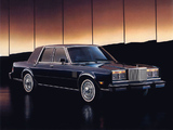 Chrysler Fifth Avenue 1984–89 photos