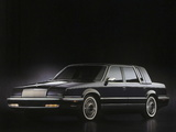 Chrysler New Yorker Fifth Avenue 1992 wallpapers