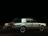 Chrysler Fifth Avenue 1984–89 images