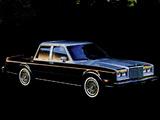 Chrysler Fifth Avenue 1984–89 photos