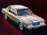 Chrysler Fifth Avenue 1984–89 pictures