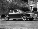Chrysler Fifth Avenue 1984–89 wallpapers