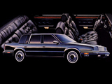Pictures of Chrysler New Yorker Fifth Avenue 1990