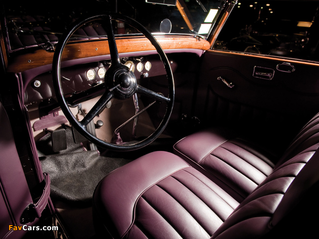 Chrysler Imperial Convertible Victoria by Waterhouse (CG) 1931 images (640 x 480)