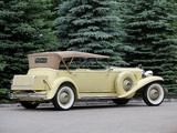 Chrysler CG Imperial Dual Cowl Phaeton by LeBaron 1931 photos