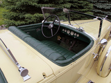 Chrysler CG Imperial Dual Cowl Phaeton by LeBaron 1931 photos