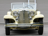 Chrysler CG Imperial Dual Cowl Phaeton by LeBaron 1931 pictures