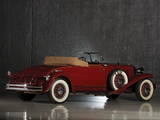 Chrysler Imperial Roadster by LeBaron (CG) 1931 wallpapers