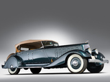 Chrysler Custom Imperial Phaeton by LeBaron (CL) 1933 images