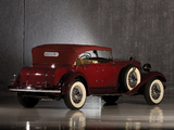 Chrysler Imperial Dual Windshield Sport Phaeton (CL) 1933 images
