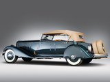 Chrysler Custom Imperial Phaeton by LeBaron (CL) 1933 photos