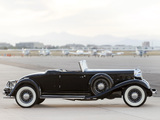 Chrysler Custom Imperial Roadster Convertible by LeBaron (CL) 1933 pictures