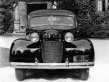 Chrysler Imperial Town Car by LeBaron (C-15) 1937 photos