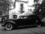Chrysler Imperial Town Car by LeBaron (C-15) 1937 wallpapers