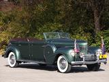 Chrysler Custom Imperial Parade Phaeton (C24) 1939 photos