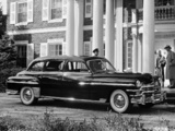Chrysler Imperial 4-door Sedan 1949 photos
