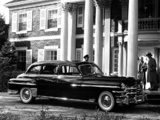 Chrysler Imperial 4-door Sedan 1949 pictures