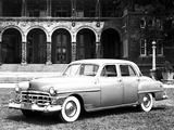 Chrysler Imperial 4-door Sedan 1950 images