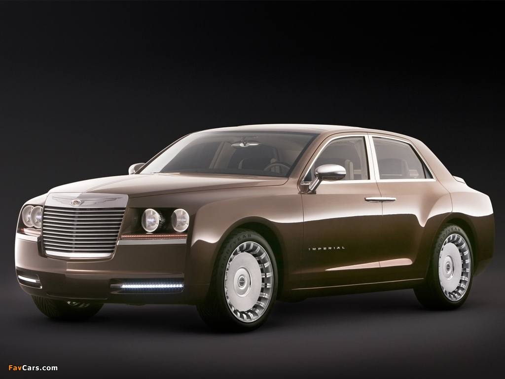 Chrysler Imperial Concept 2006 pictures (1024 x 768)