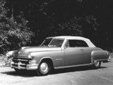 Images of Chrysler Imperial Convertible 1951