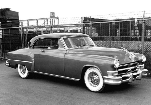 Images of chrysler imperial newport 2 door hardtop 1953 freerunsca Image collections