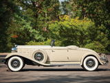 Photos of Chrysler Custom Imperial Roadster Convertible by LeBaron (CL) 1933