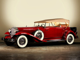 Pictures of Chrysler CG Imperial Dual Cowl Phaeton by LeBaron 1931