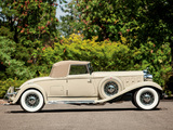 Pictures of Chrysler Custom Imperial Roadster Convertible by LeBaron (CL) 1933