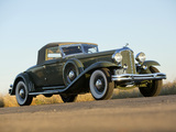 Chrysler Imperial Convertible Coupe by LeBaron (CL) 1932 wallpapers