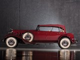 Chrysler Imperial Dual Windshield Sport Phaeton (CL) 1933 wallpapers