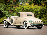 Chrysler Custom Imperial Roadster Convertible by LeBaron (CL) 1933 wallpapers