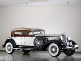 Chrysler Imperial Sport Phaeton by LeBaron (CL) 1933 wallpapers