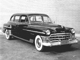 Chrysler Imperial 4-door Sedan 1950 wallpapers