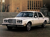 Chrysler LeBaron Medallion 1981 photos