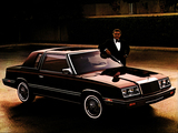 Chrysler LeBaron Coupe 1982–85 wallpapers