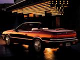 Chrysler LeBaron Premium Convertible 1987–92 photos