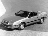Chrysler LeBaron Convertible 1987–92 wallpapers