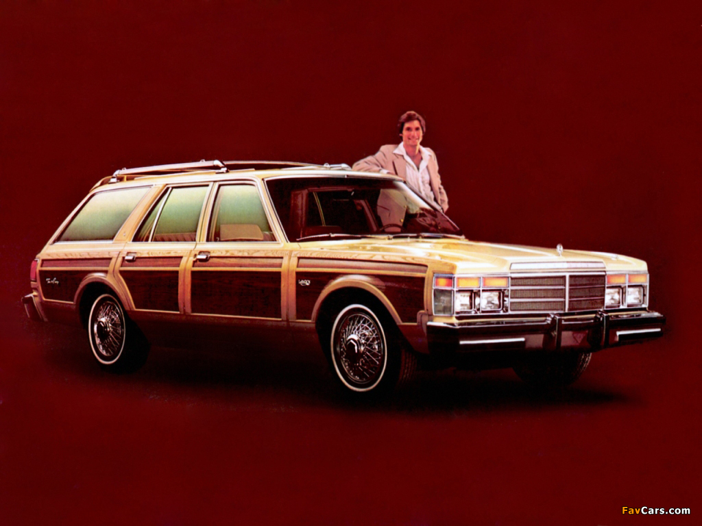 Town And Country >> Chrysler LeBaron Town & Country Wagon 1979 wallpapers (1024x768)