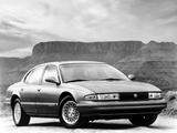 Chrysler LHS 1994–97 photos