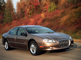 Chrysler LHS 1999–2001 pictures