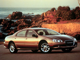 Pictures of Chrysler LHS 1999–2001