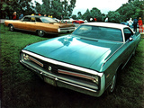 Chrysler 300 Hardtop Sedan & Hardtop Coupe 1970 photos