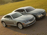 Photos of Chrysler Crossfire Coupe 2003–07 & Airflite Concept 2003