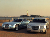 Pictures of Chrysler Chronos Concept 1998 & 300C Sedan 2004–07