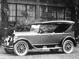 Photos of Chrysler Model B-70 Touring 1924–25