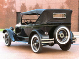 Pictures of Chrysler Model B-70 Touring 1924–25