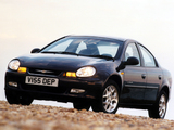 Chrysler Neon UK-spec 1999–2003 wallpapers